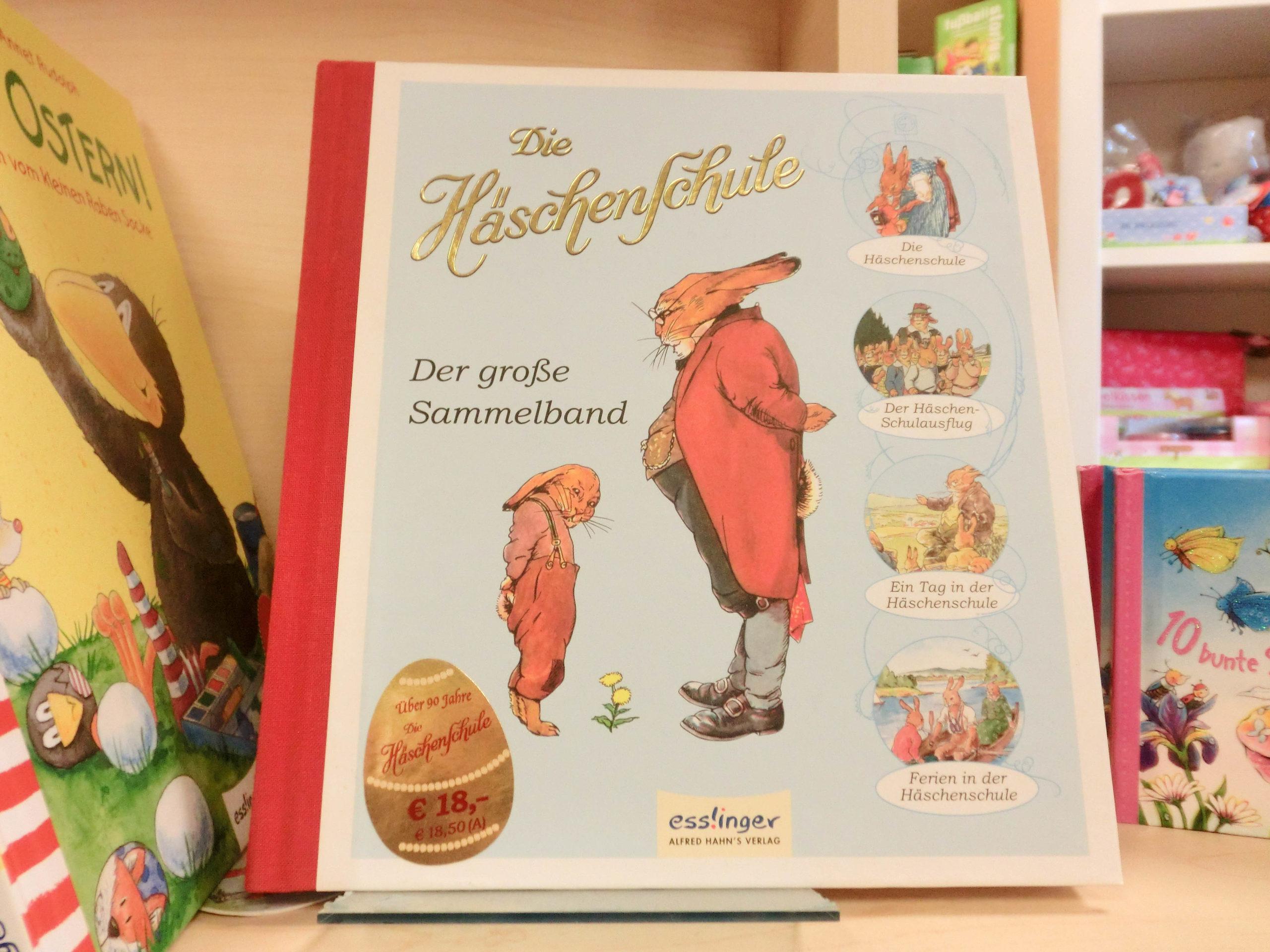 Buch April Die Häschenschule